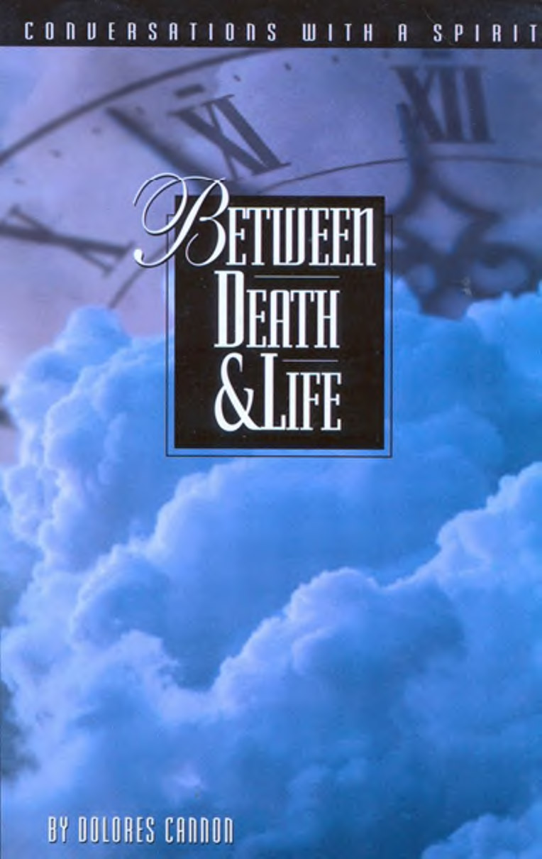 Between Death and Life book cover